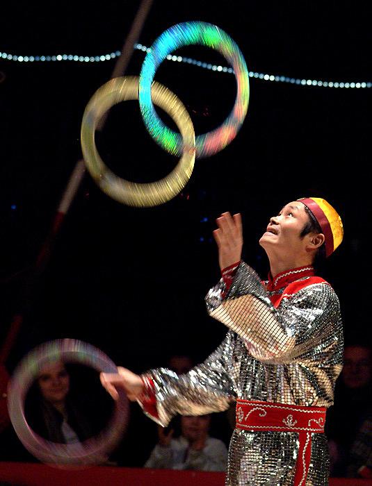 im Zirkus