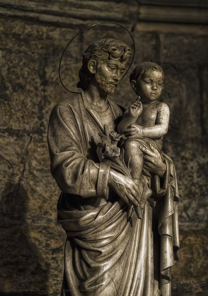 Imagen Monasterio de Sant Joan de les Abadesses (Ripolles Girona Catalunya)