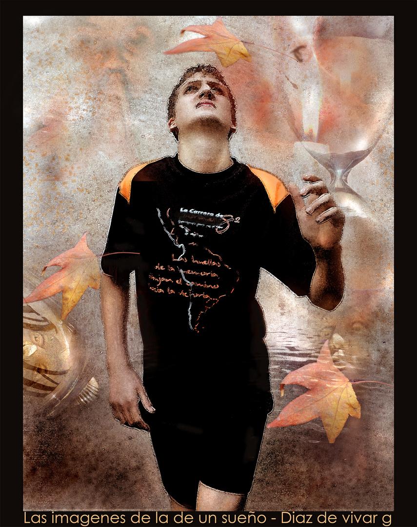 Imagenes de un sueño - Diaz de vivar gustavo