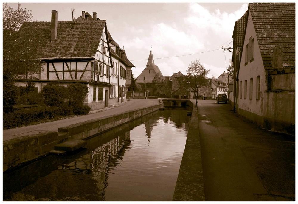 Images du Wissembourg - il y a en fois (once upon a time)