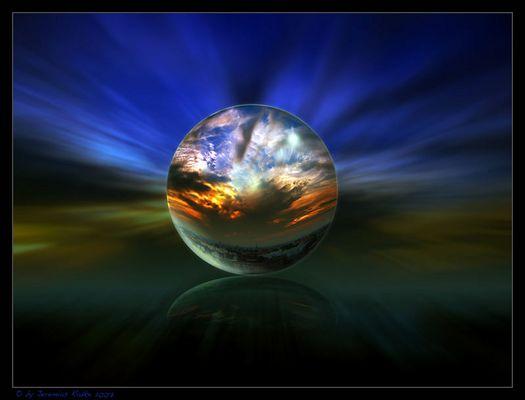 imaginäre kristallkugel