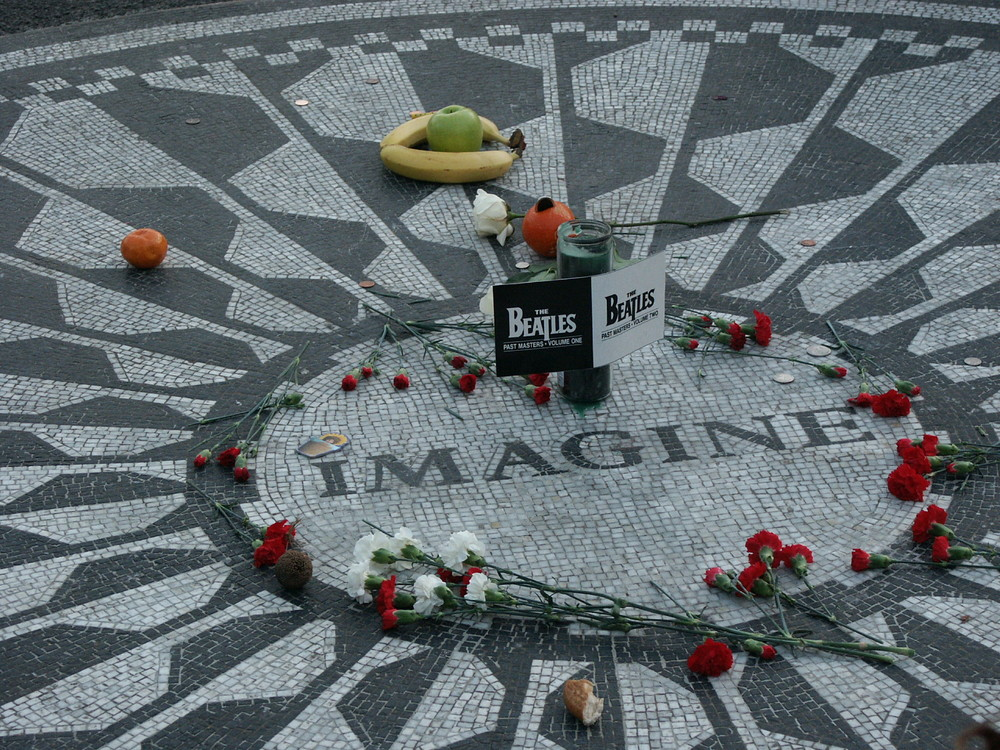 Imagine (Strawberryfields New York im Central Park)