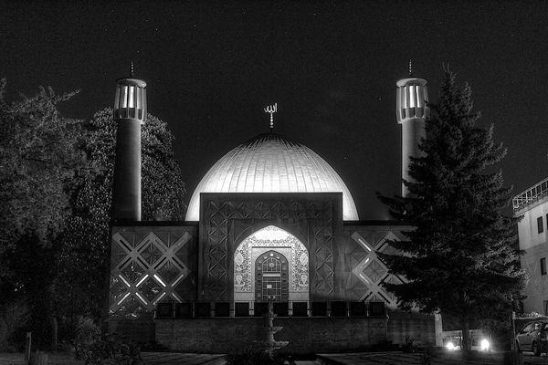 Imam Ali Moschee in Hamburg