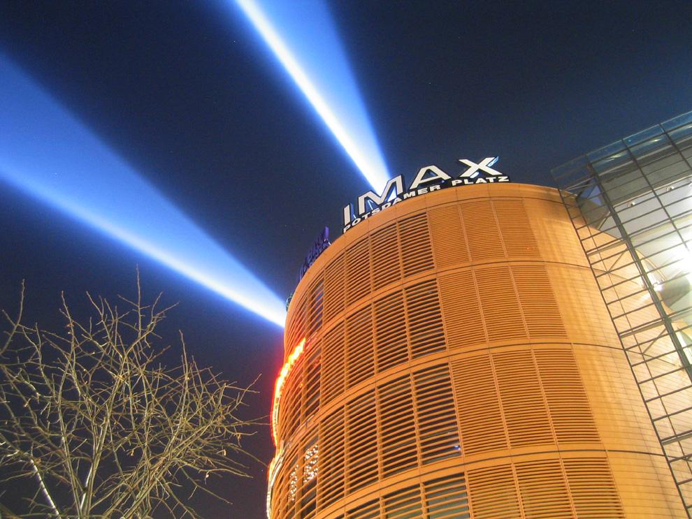Imax Potsdamer Platz Berlin