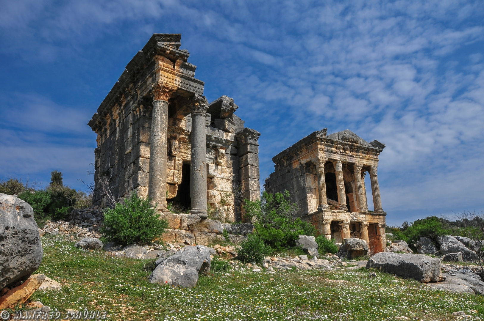 Imbriogon Tempelgräber