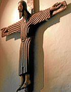 Imervard-Kreuz im Braunschweiger Dom