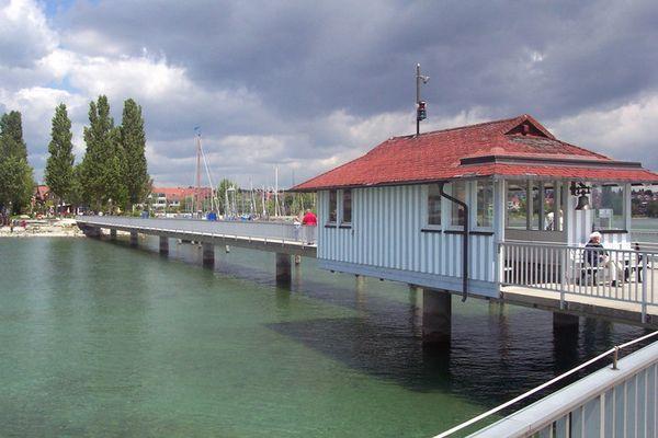 Immenstaader Hafen