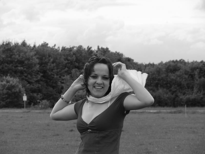immer am Lachen =)