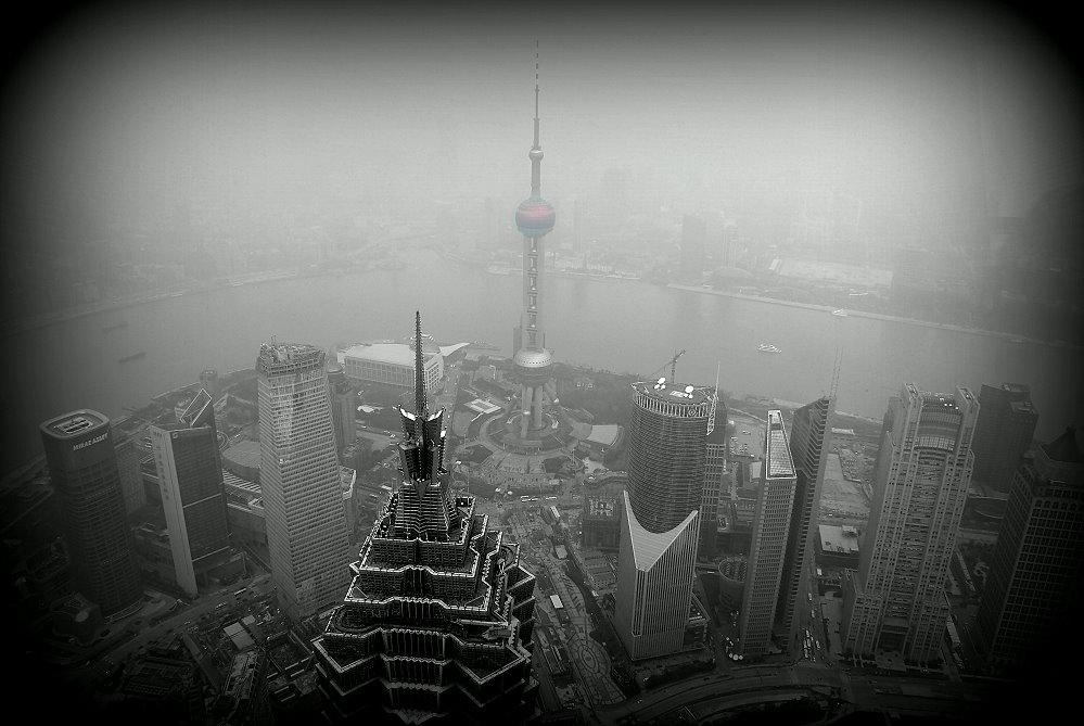immer nur Nebel...