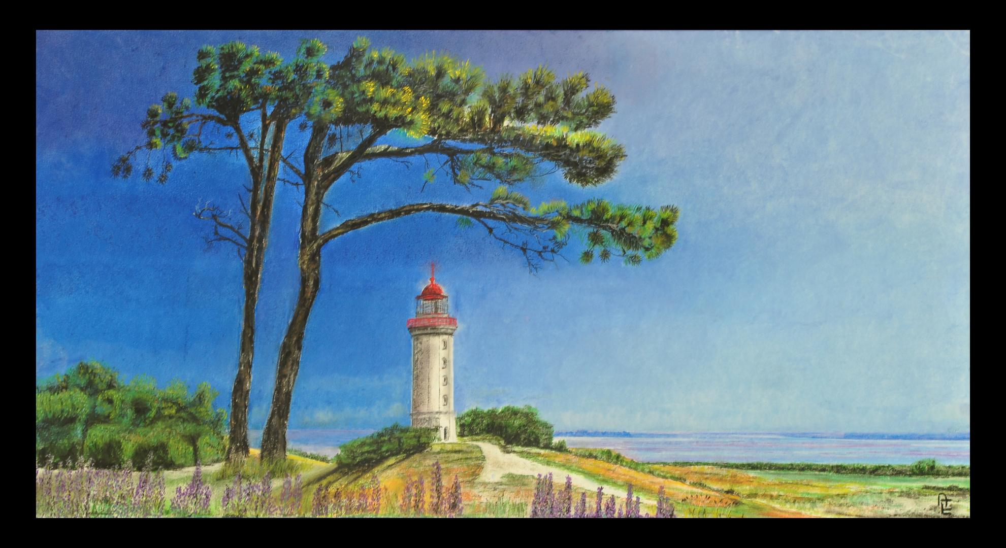Immer wieder der Leuchtturm auf Hiddensee