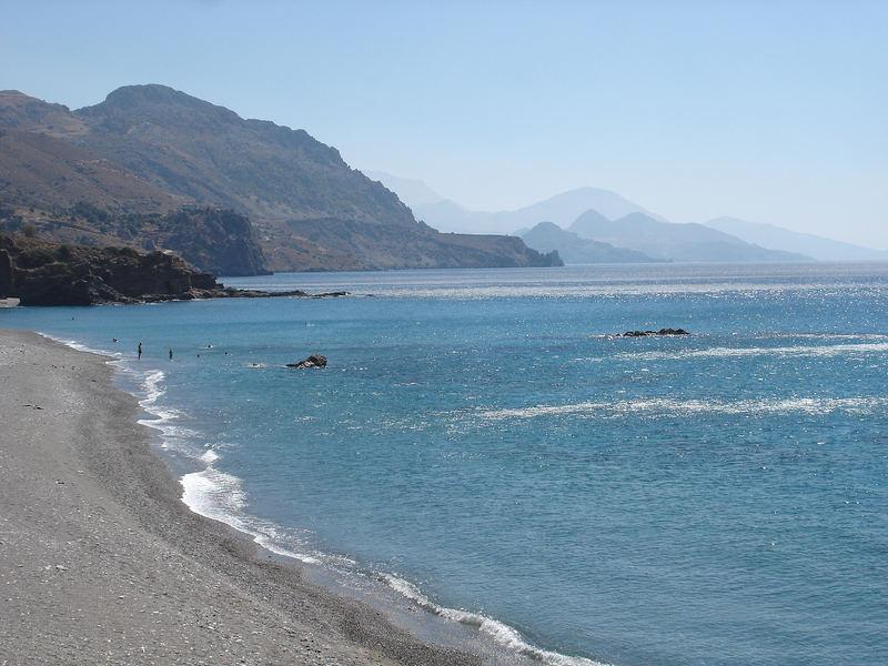 Immer wieder ein Genuss- die Südküste Kretas!