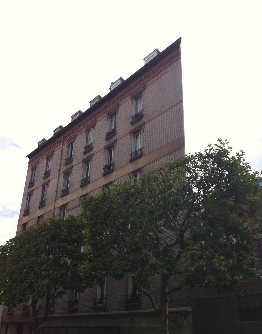 Immeuble à plat