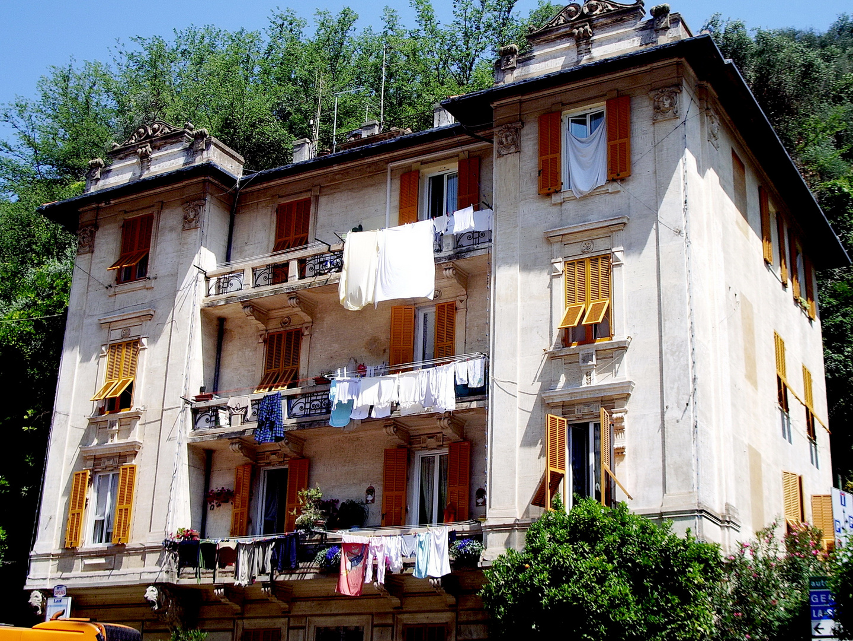 Immeuble italien