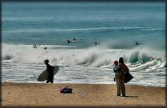 Imparando ad amare il Surf.