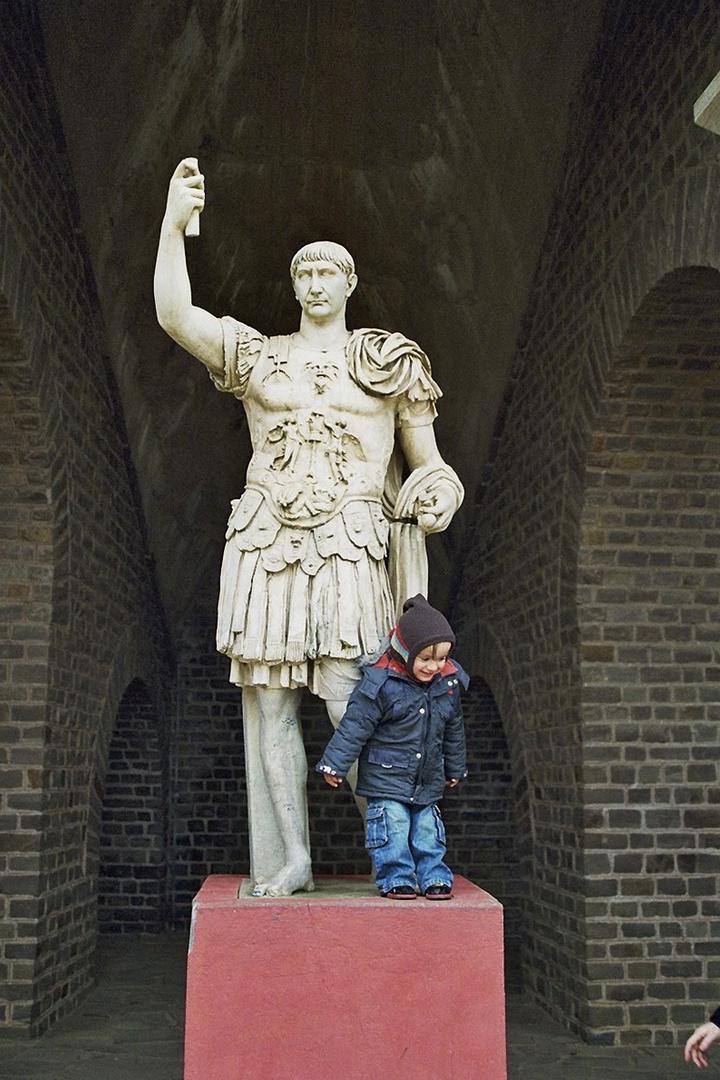Imperator und Bewunderer
