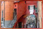Imperia Porto Maurizio - alternative Bearbeitung