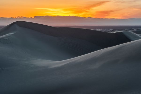 *Imperial Sand Dunes Sunset*