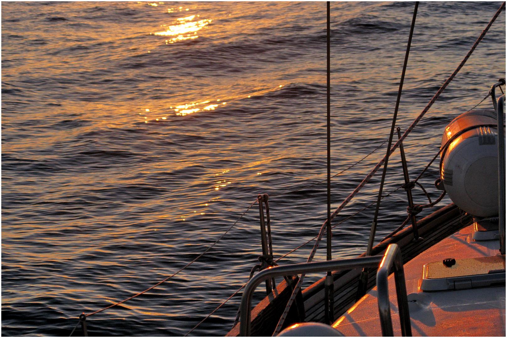 Impresiones en el sol de tarde - 2