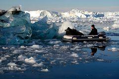 Impression 18: Foto- und Erlebnisreise -Grönland Eisberge und andere Impressionen- im Sept. 2017