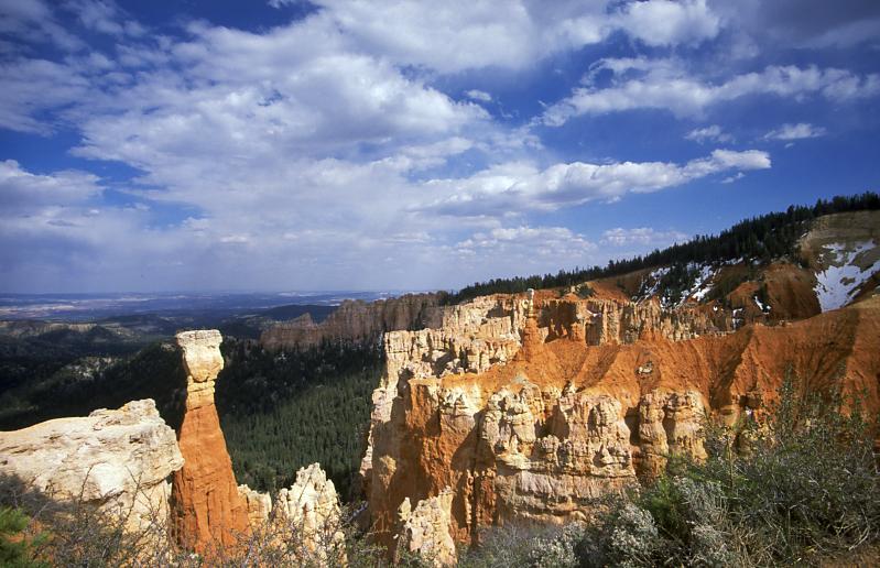 Impression aus dem Bryce Canyon N.P.