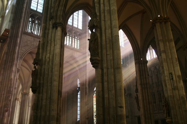 Impression aus dem Kölner Dom