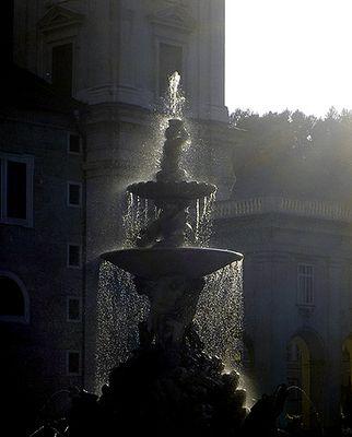 Impression aus Salzburg