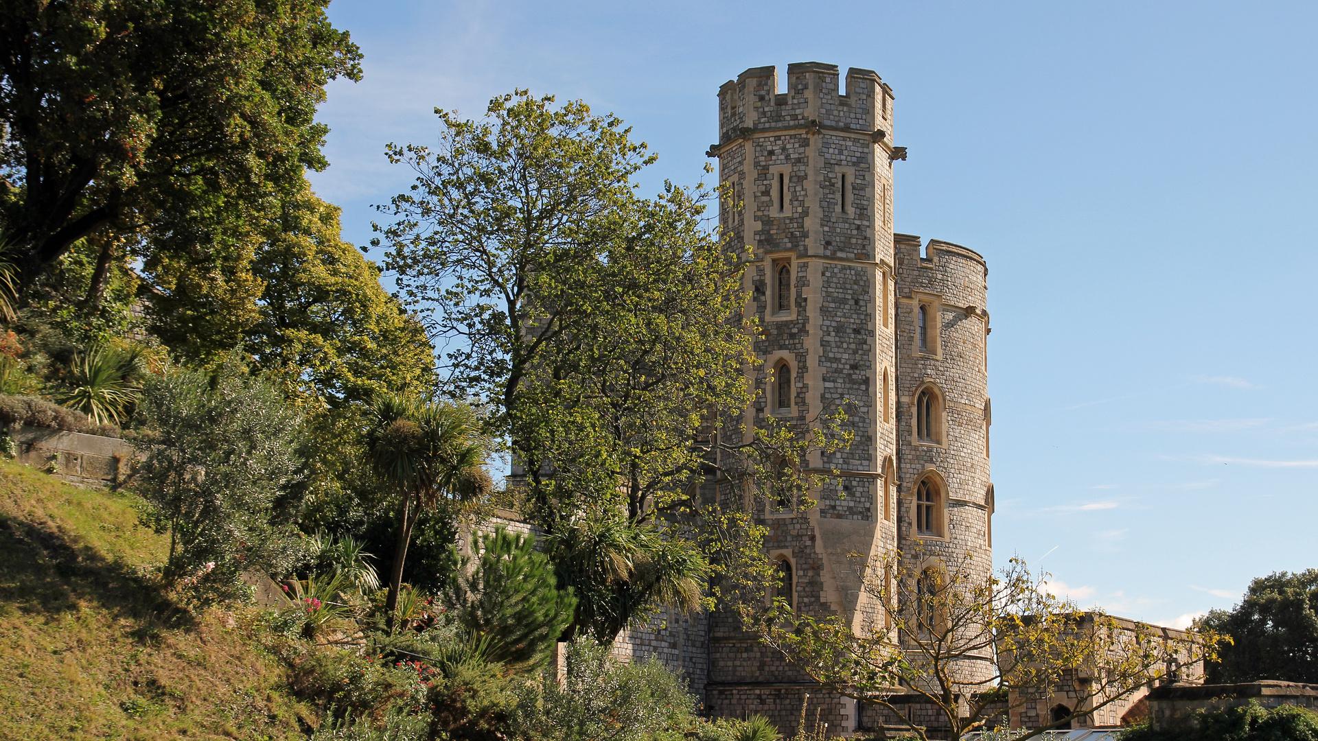 Impression in Windsor Castle