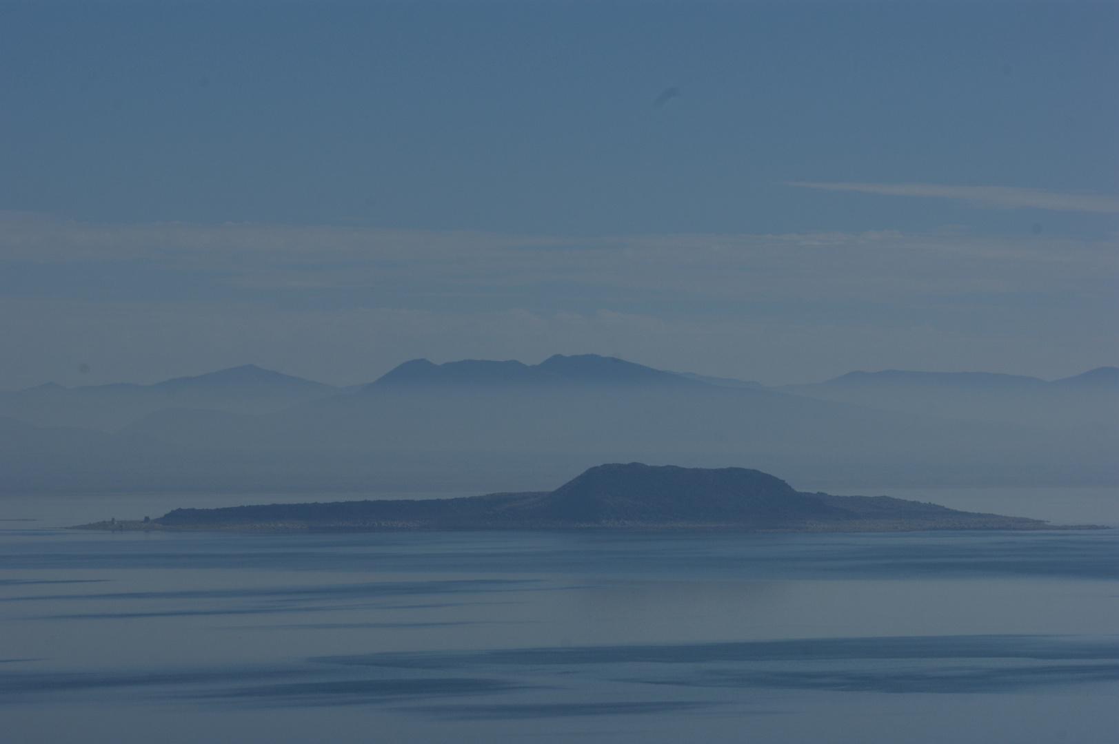 Impression Mono Lake-Nevada