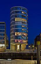 Impression of the HafenCity in Hamburg