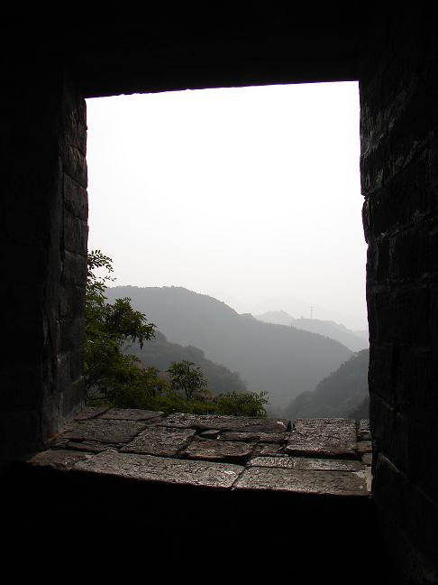 Impression on the Great Wall
