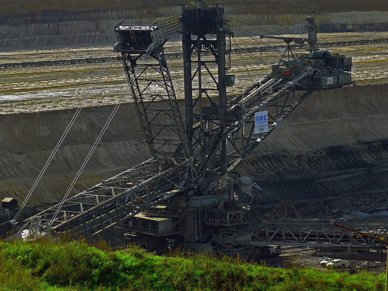 Impression Tagebau Inden
