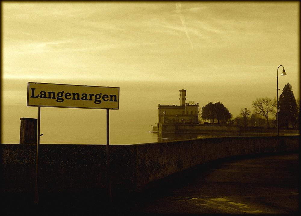 Impressionen 6 (Herbst in Langenargen am Bodenseee)