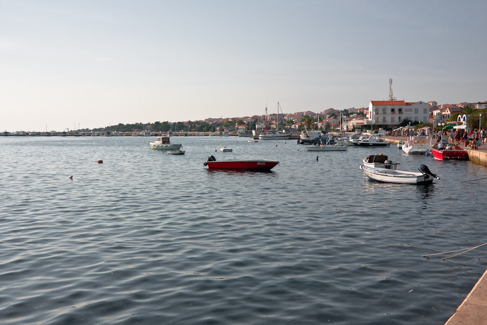 Impressionen auf der Insel Pag Novalja 06
