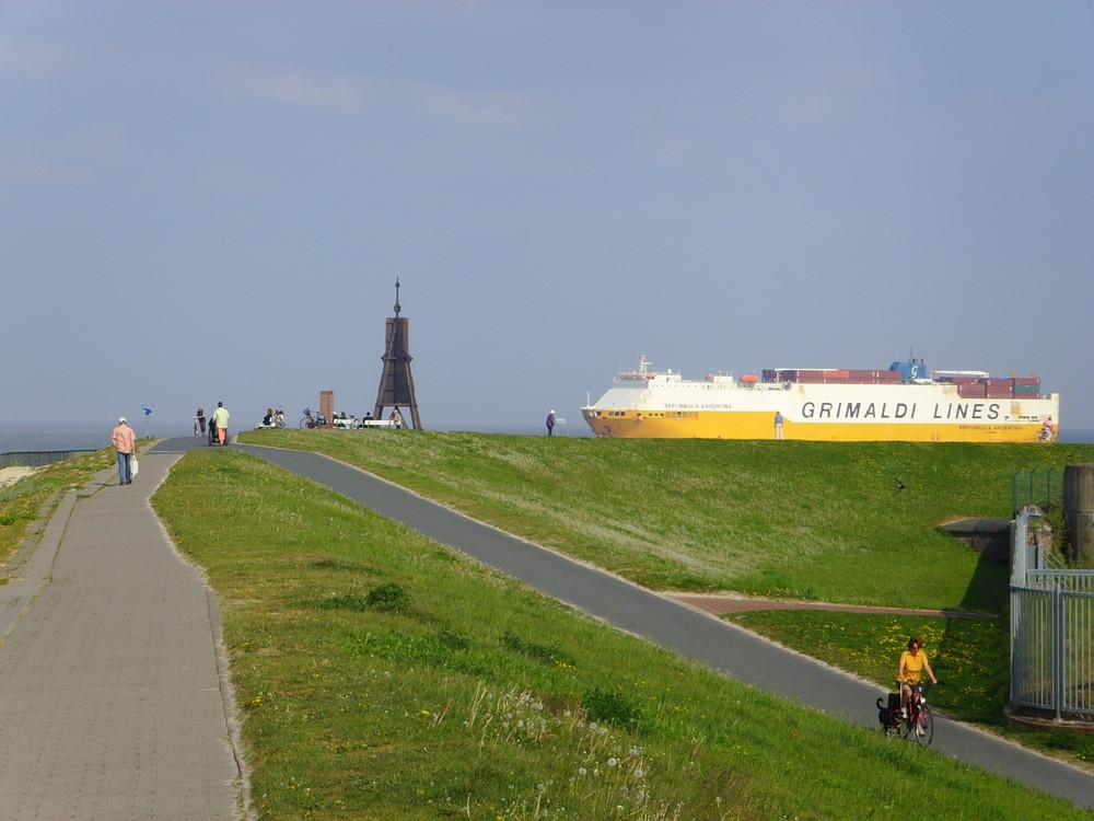 Impressionen aus Cuxhaven