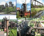 Impressionen aus dem Landschaftspark Duisburg