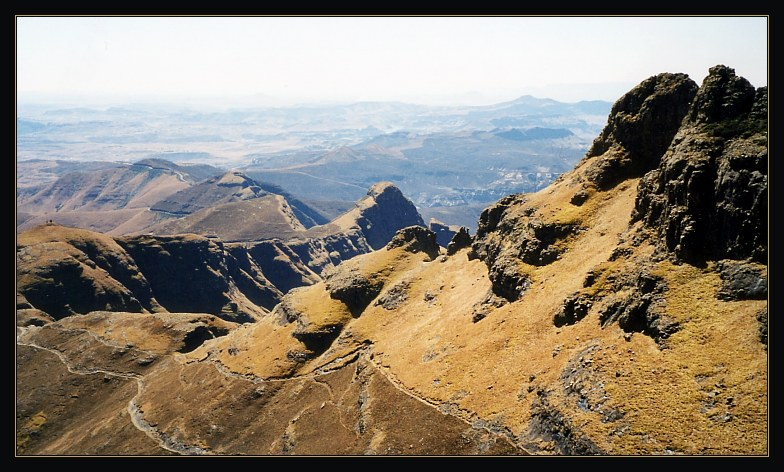 Impressionen aus den Drakensbergen
