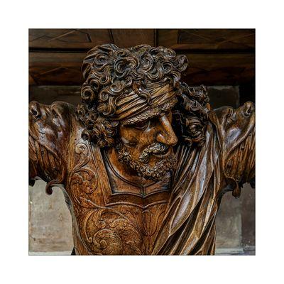 *** Impressionen aus der Abbatiale Saint-Maurice ***