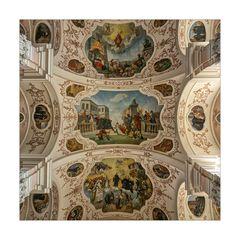 **** Impressionen aus der Abbatiale Saint-Maurice ****