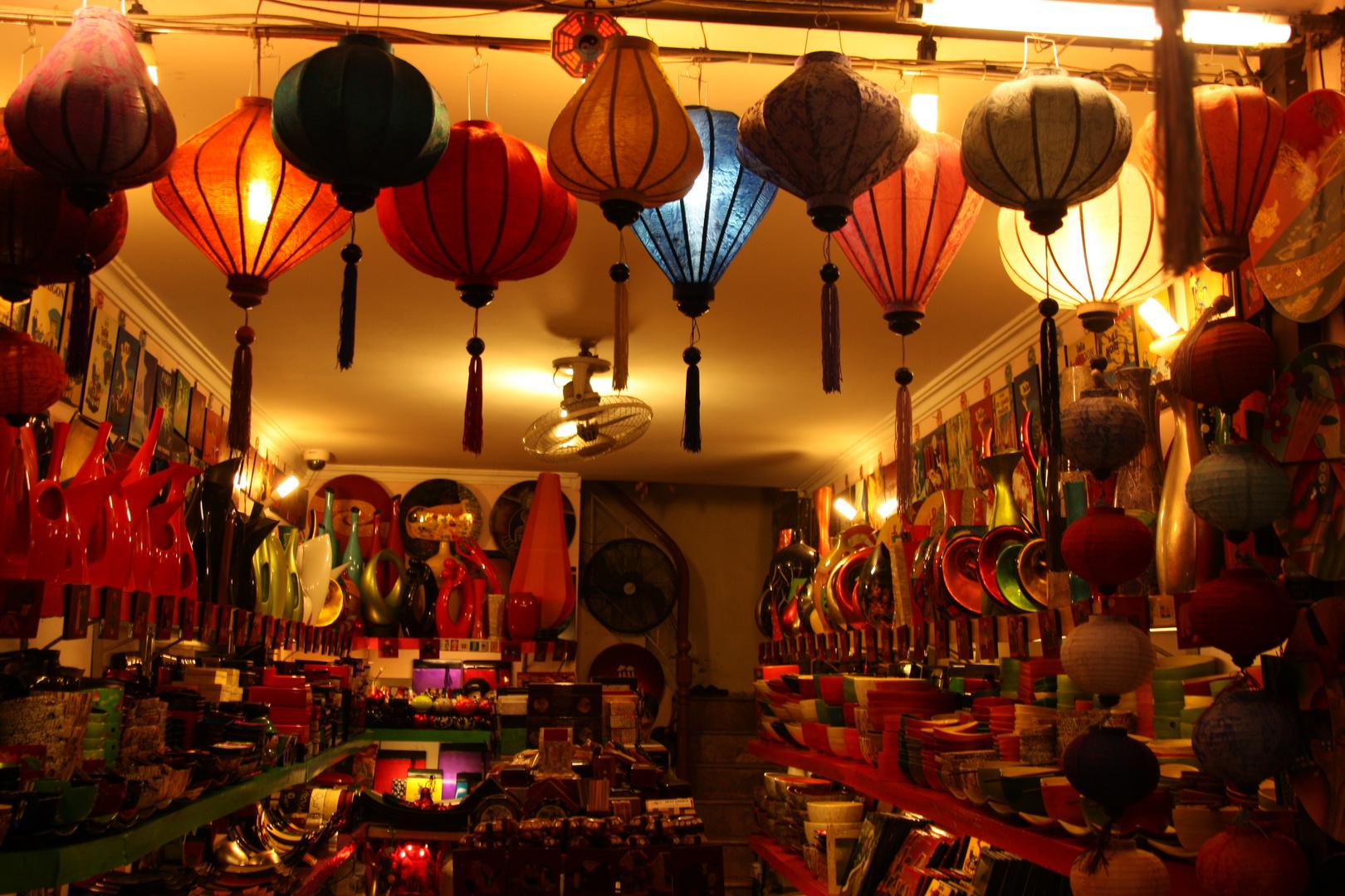 Impressionen aus der Hanoi - Altstadt