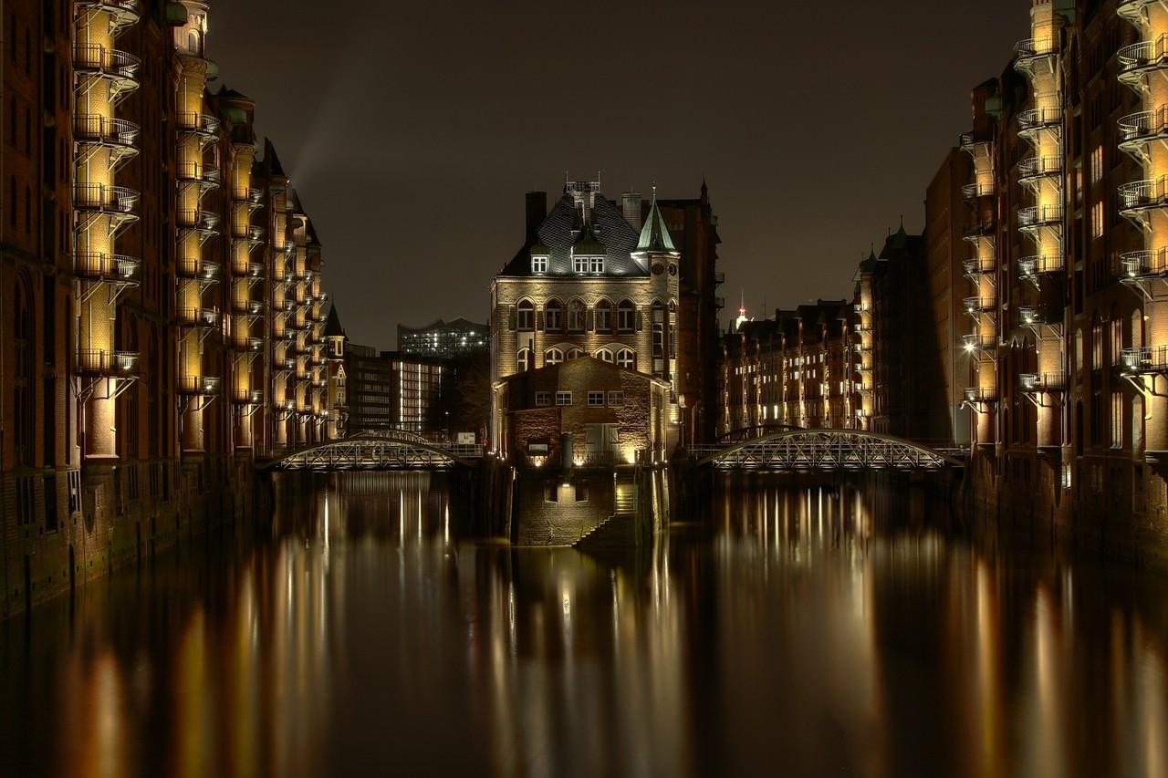 Impressionen aus Hamburg