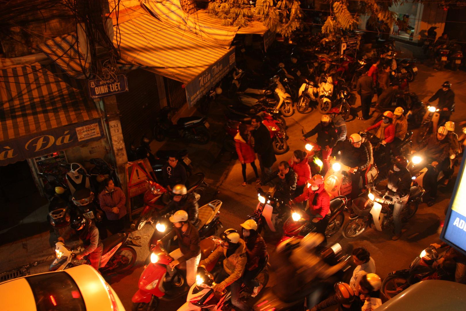 Impressionen aus Hanoi - Altstadt 3