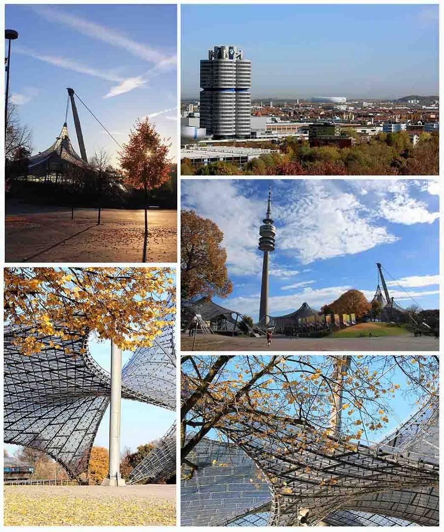 Impressionen aus München