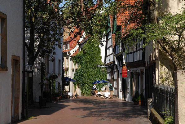 Impressionen aus Osnabrück2: Sommer