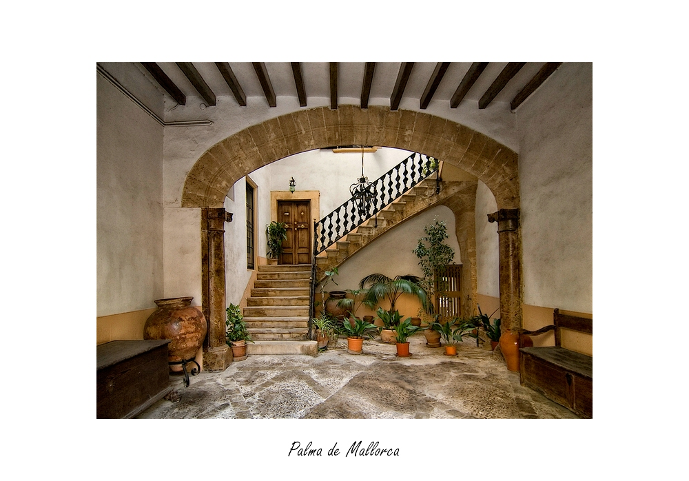 -Impressionen aus Palma - 1 -