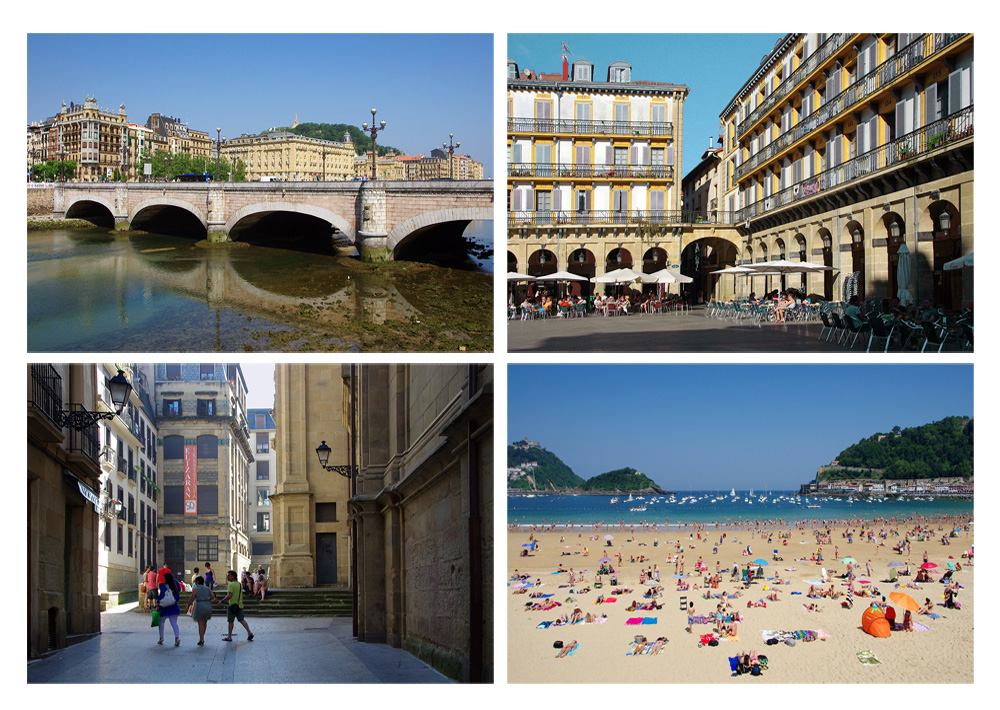 Impressionen aus San Sebastian