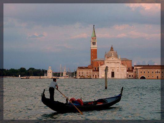 Impressionen aus Venedig...