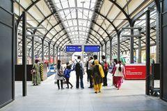 Impressionen - Bahnhof Wiesbaden