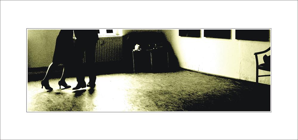 Impressionen einer Ausstellung - Tango III