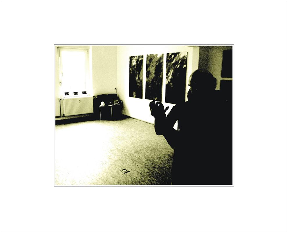 Impressionen einer Ausstellung - Tango IV