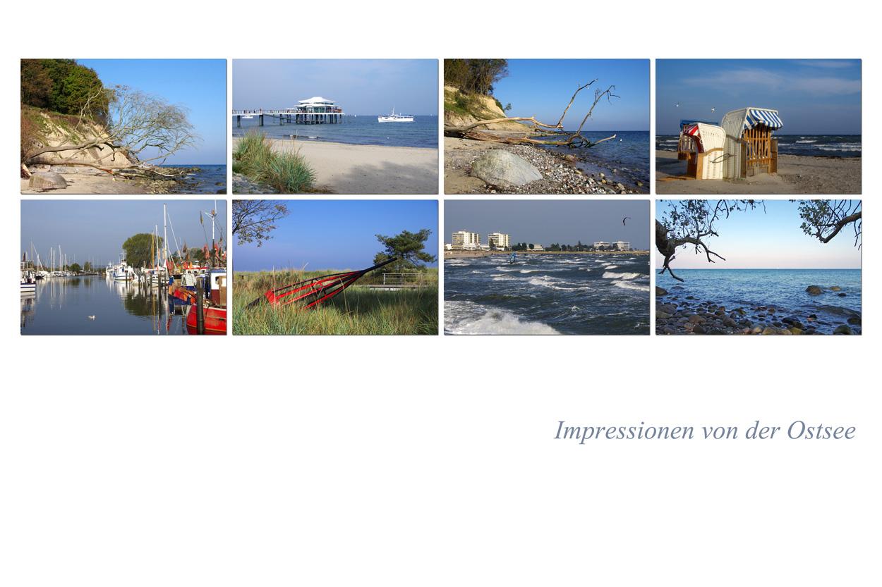 Impressionen Ostsee